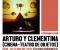 Arturo y Clementina. Cinema-teatro de objetos
